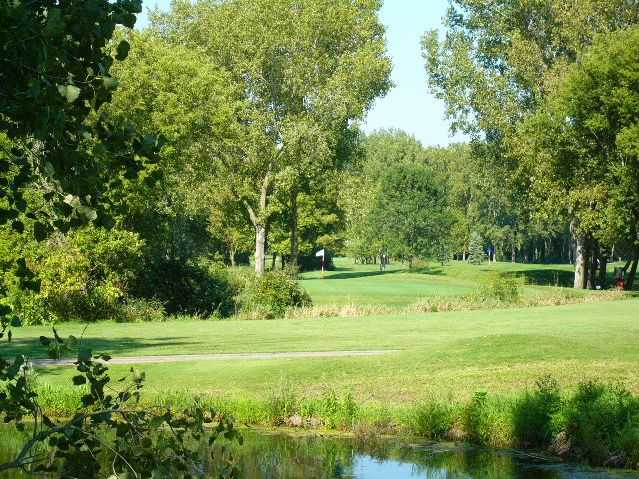 View of the 11th hole at Bliss Creek Golf Course