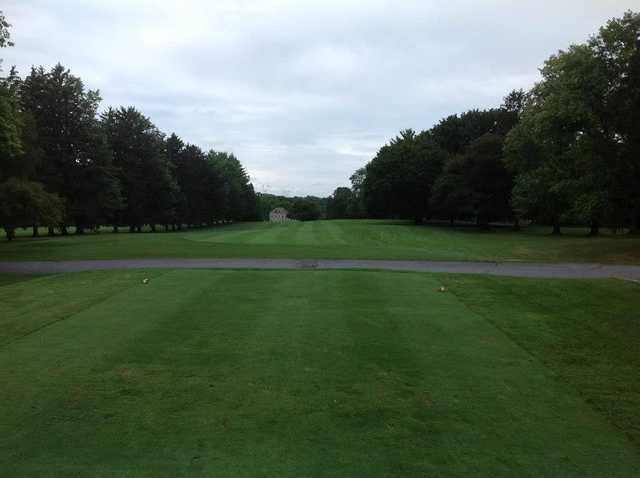 A view from tee #10 at Berkleigh Golf Club