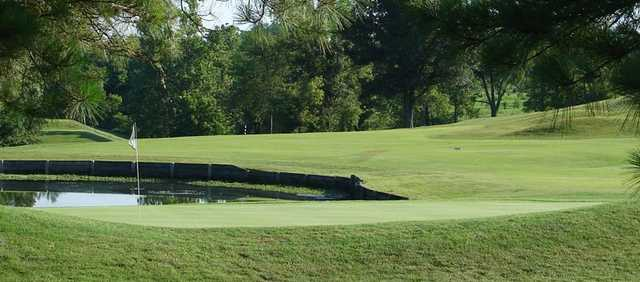 A view from Bent Creek Golf Club