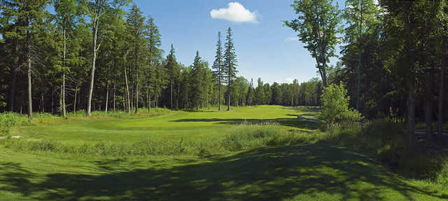A view from Hawk Ridge GCC - Timber Ridge Course