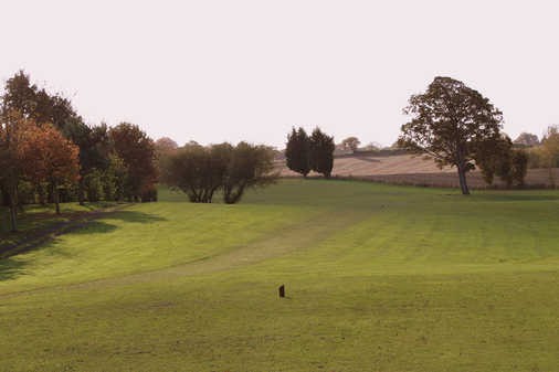A view from tee #3 at Hawarden Golf Club