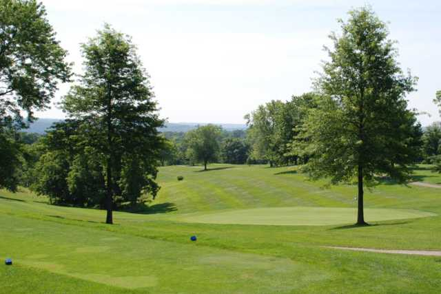 A view from a tee at Dearborn Country Club (Doris Smith)
