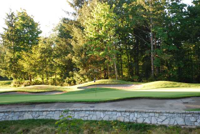 A view of the 6th hole at Storey Creek Golf Club