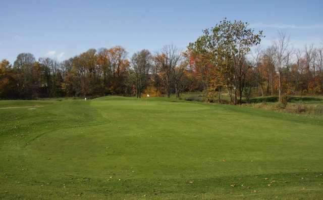 A fall view from West Chase Golf Club