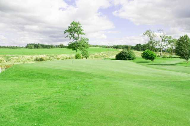 A view of a hole at Claremorris Golf Club