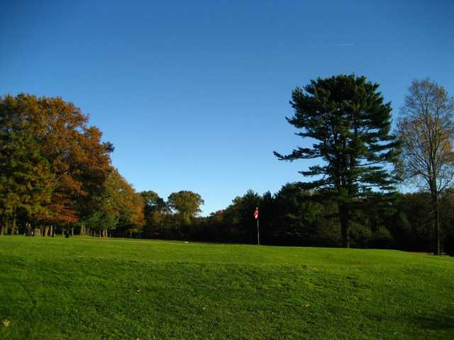 A view from Stone - E - Lea Golf Course