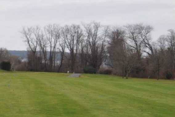 A view from Montaup Country Club