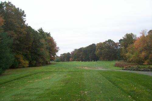 A view from a tee at Rehoboth Country Club
