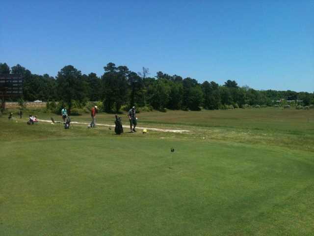 A view from Riverside Golf & Recreation Center
