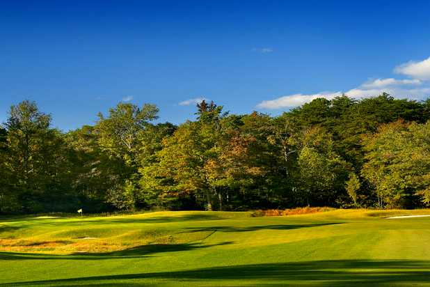 A view from a fairway at Honors Course