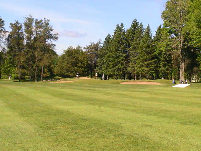 View of the 1st green at Smiths Falls Golf and Country Club