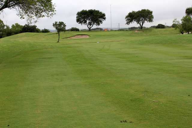 A view from a fairway at Northcliffe Golf & Country Club