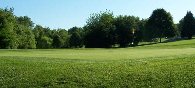 Bensalem Township Country Club - Hole 7 (Par 4)