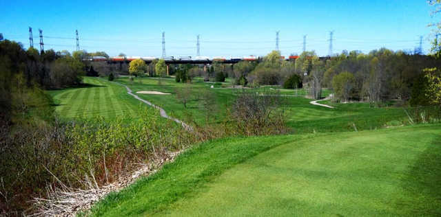 A view from Valley at Remington Parkview Golf and Country Club