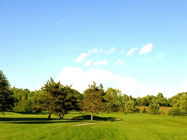 A sunny day view from Remington Parkview Golf and Country Club