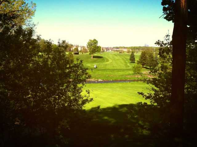 A view of a fairway at Remington Parkview Golf and Country Club
