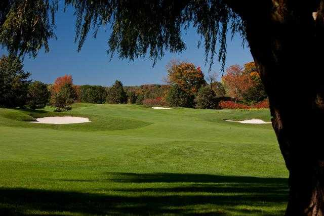 A view from Cherry Downs Golf and Country Club