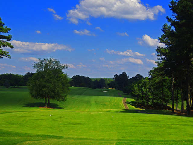University of Georgia GC: View from no. 10