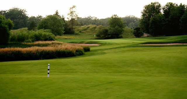 View from Stonweall Orchard Golf Club