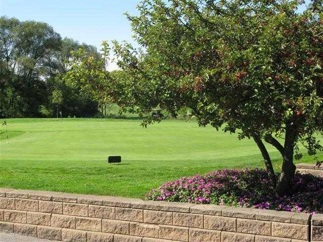 Sylvan Glen: Scenic view of the putting green