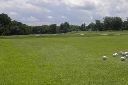 A view from McHenry Country Club