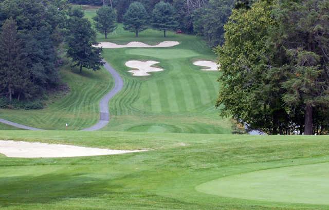 Mount Airy Casino Resort Golf Course