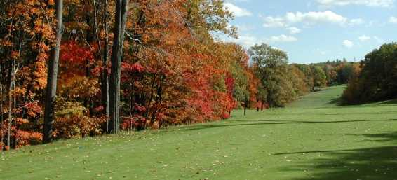 A view from Pocono Manor Inn & Golf Resort