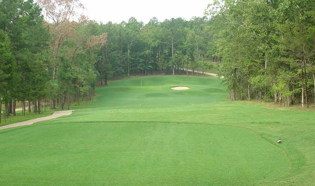A view from a tee at Nutters Chapel Golf & Country Club