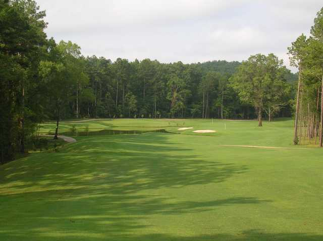 A view of a fairway at Nutters Chapel Golf & Country Club