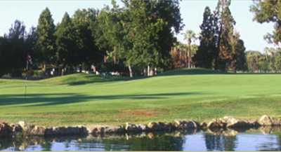 A view over the water from Stockdale Country Club