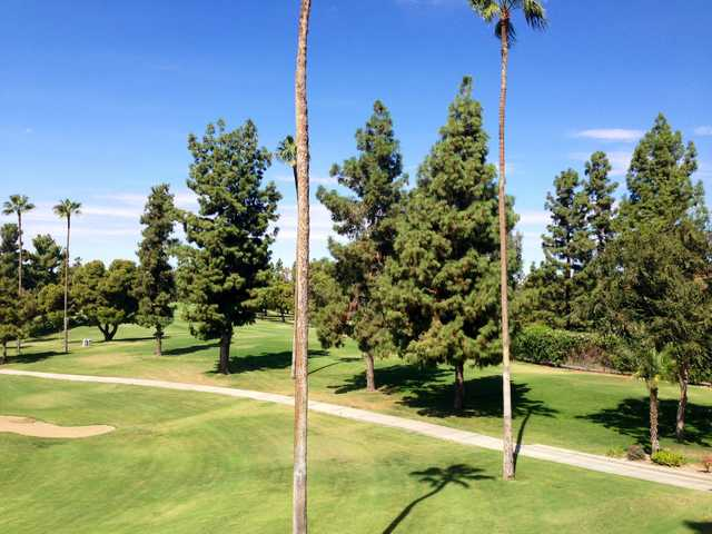 A view from Bakersfield Country Club