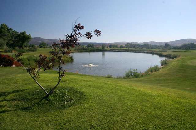 A view from Empire Ranch Golf Course