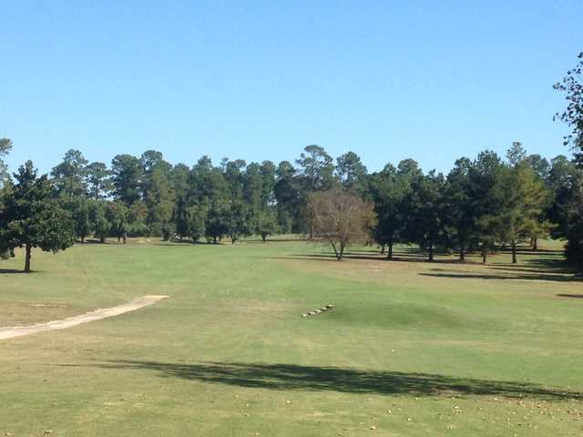 A view of fairway #5 at Bowden Golf Course