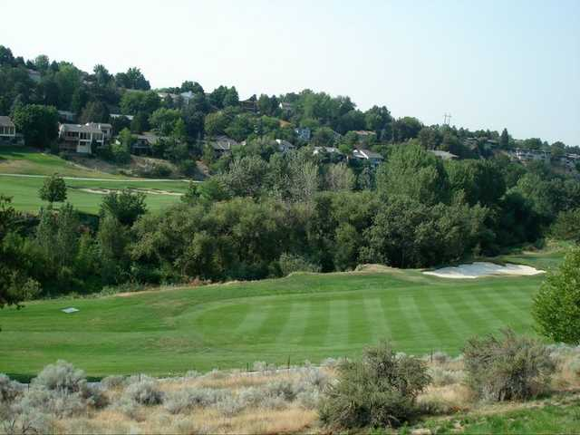 A fresh day view from Crane Creek Country Club