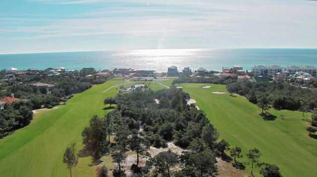 View from Santa Rosa Golf & Beach Club