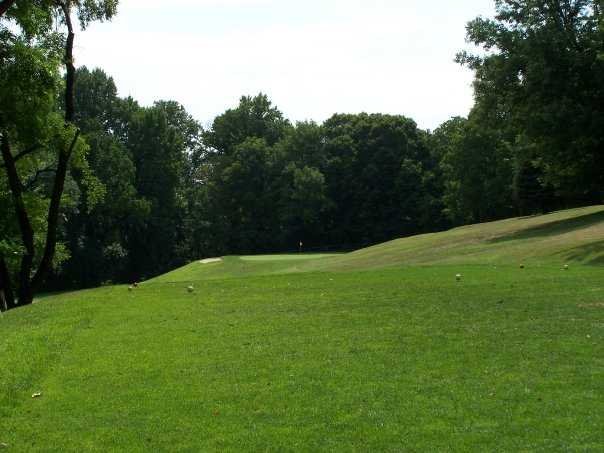 View from the 4th tee at Bensalem Country Club