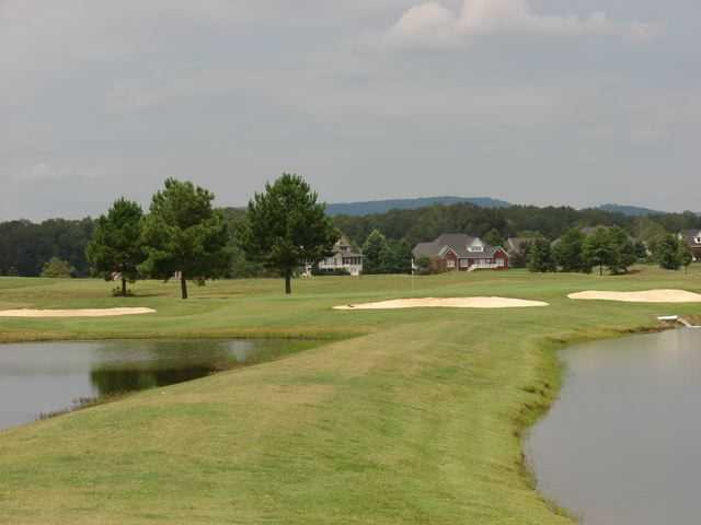 A view from Plantation Course at Goose Pond Colony Resort