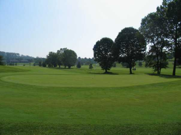 A view from Tri Cities Golf Course