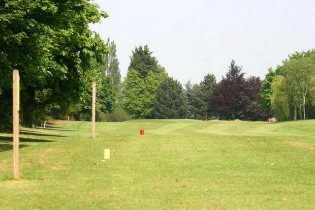 A view from tee #12 at Weston Turville Golf Club