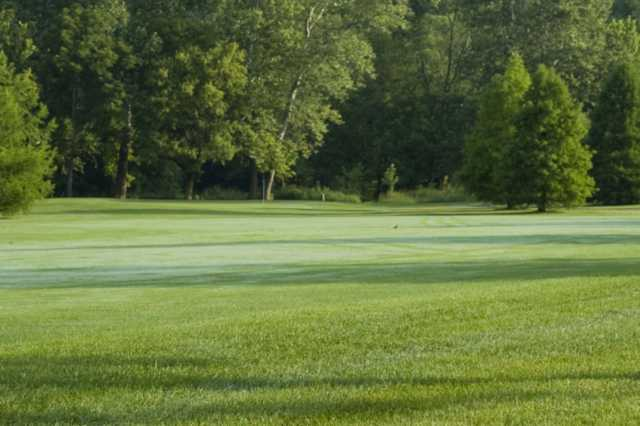 A view of the 4th fairway at The Championship Course from Stony Creek Golf Club