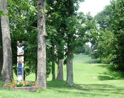 A view from Tomahawk Hills Golf Club (GolfDigest)