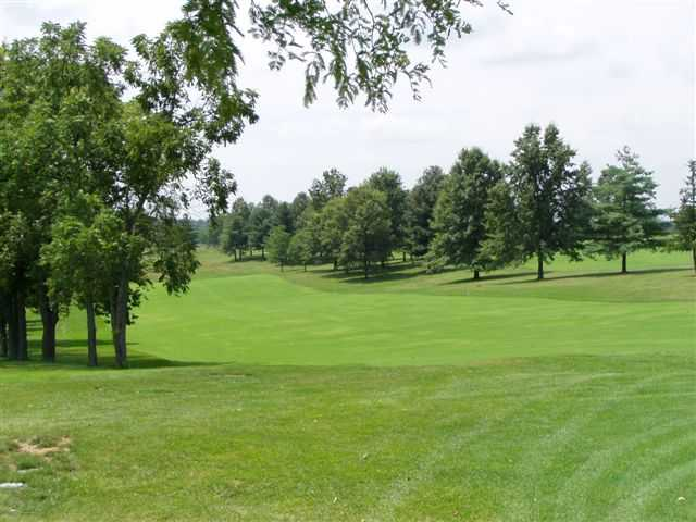 A view of a fairway at Winchester Country Club