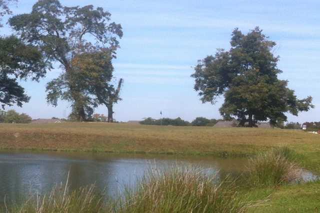 A view from Squirrel Run Golf Club