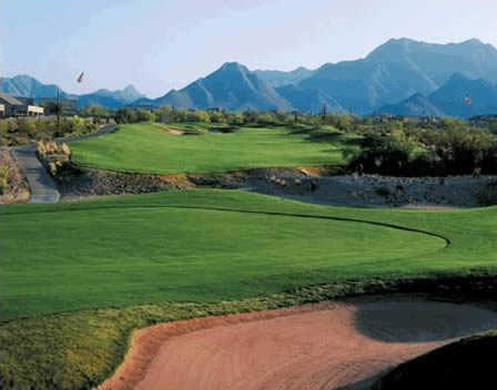 View from McDowell Mountain GC