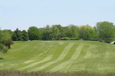 A view of a fairway at Country Meadows Golf Resort