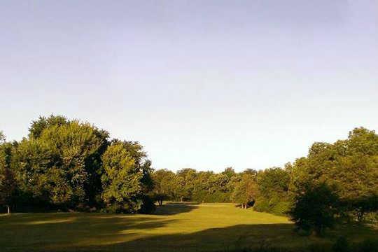 A view of a fairway at Vista Verde Golf Club