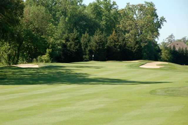 A view from a fairway at Kings Creek Country Club