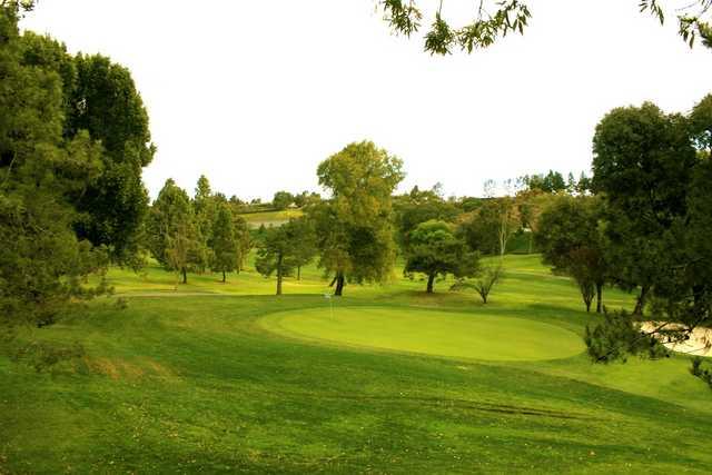 View from Carmel Highland Golf Resort.