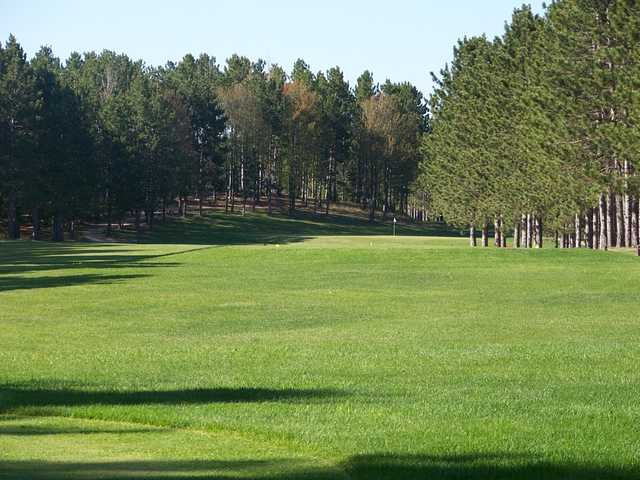 A view from the 4th fairway at Gladstone Golf Course