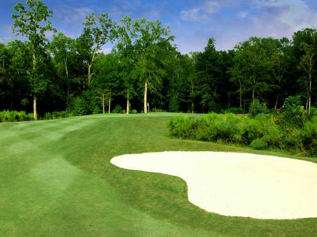 Wescott Plantation's Black Robin Nine: View from the 2nd hole